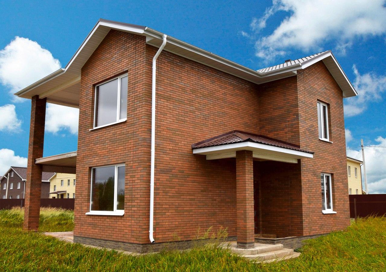 схема присвоения адреса индивидуальному дому